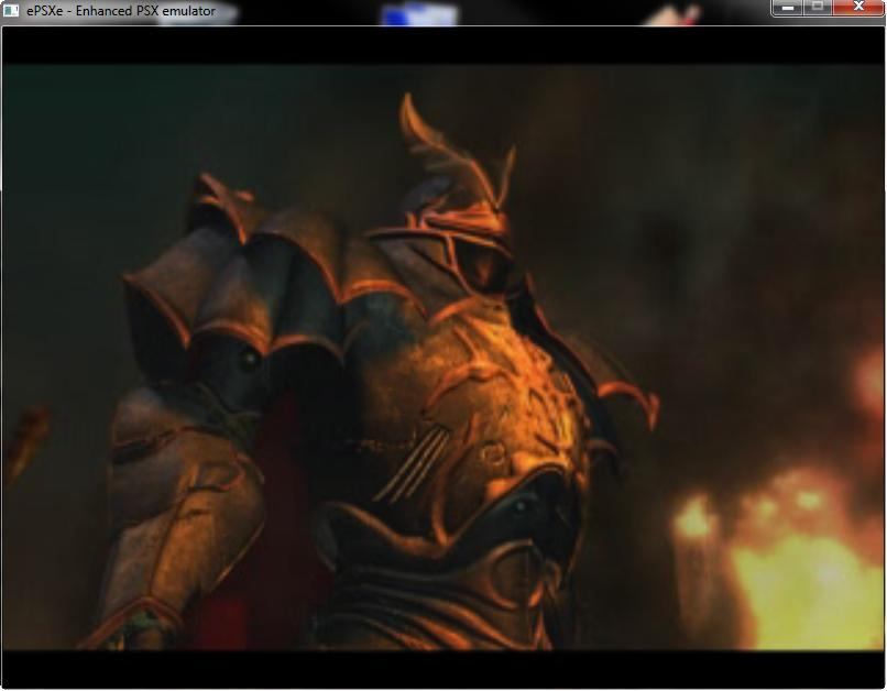 Legend Dragoon Title Screen